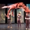 Shrek the Musical Precious Dragon Puppet