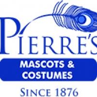 pierre's costumes logo