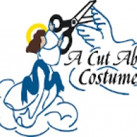 A Cut Above Costumes Logo