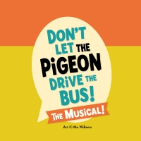 Don't Let the Pigeon Drive the Bus The Musical, book, Mo Willems