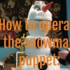 How to Operate the Snowman Puppet!