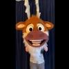 Frozen Jr. Puppets