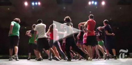 Musical Madness - Thoroughly Modern Millie Rehearsals