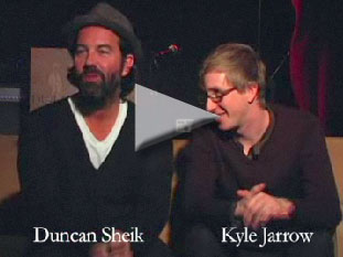 Duncan Sheik and Klye Jarrow discuss the album/musical Whisper House for Amazon.