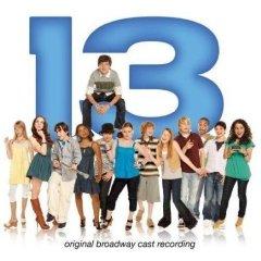 13 Original Broadway Cast Recording