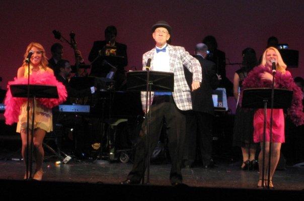 "Richard Stoppleworth performing ""Buddy"