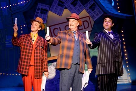 Ben Nordstrom, Steve Isom, and Edward Juvier