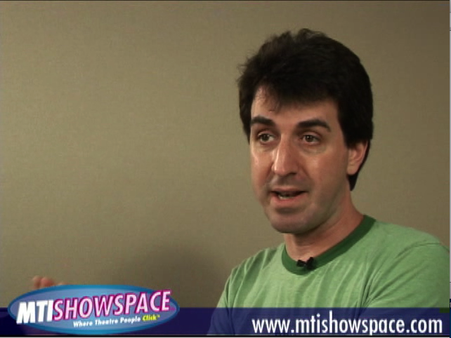 Click here to check out the interviews with Jason Robert Brown!