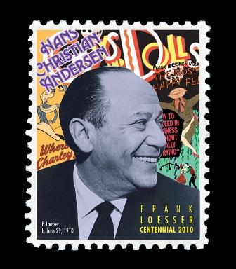 loesser-stamp