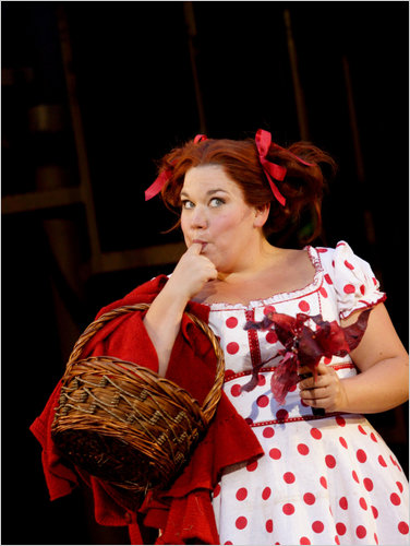 Beverly Rudd in Into the Woods