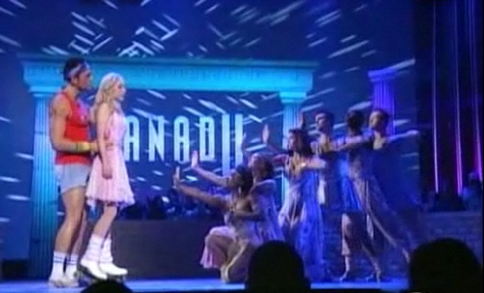 Watch the Performance of XANADU at the 2008 Tony Awards