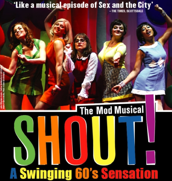 License the rights to perform SHOUT! from Music Theatre International
