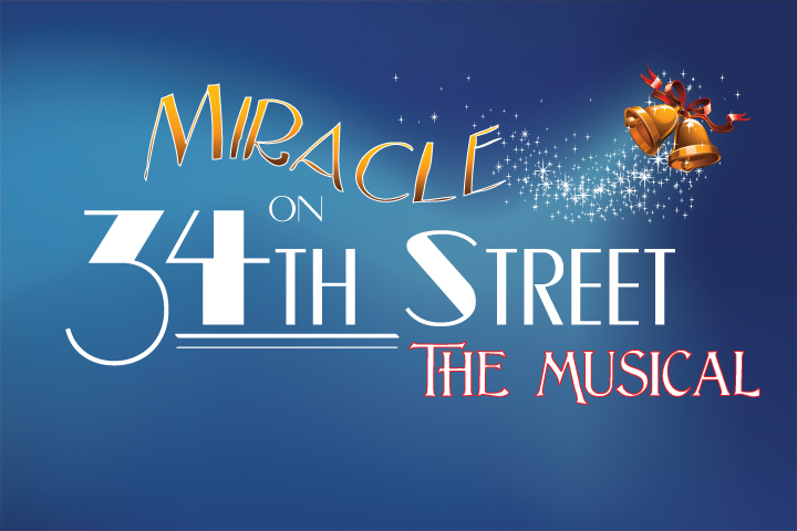 License MIRACLE ON 34TH STREET THE MUSICAL from MTI.