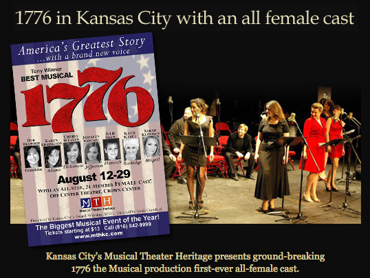 1776 at Music Theater Heritage