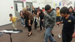 Desert Wind Elementary School El Paso Tx Music Theatre