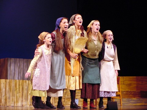 Book Your Production Of Fiddler On The Roof And Celebrate
