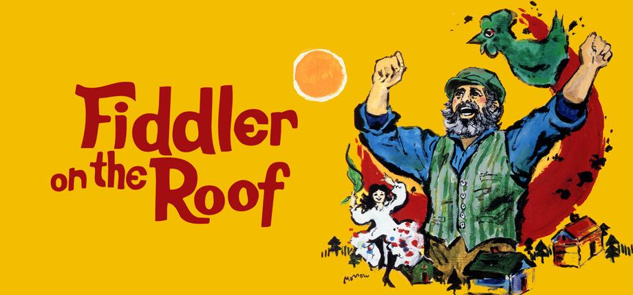 Fiddler On The Roof Set