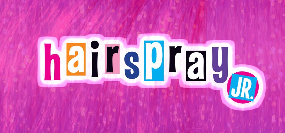 hairspray jr logo - photo #4