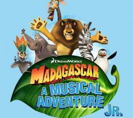 Image result for Madagascar, Jr. description; MTI