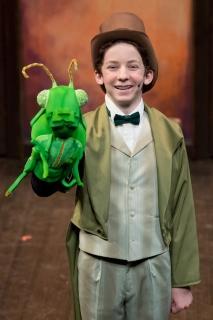 Grasshopper - Puppet