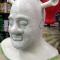 Foam Latex Shrek Makeup