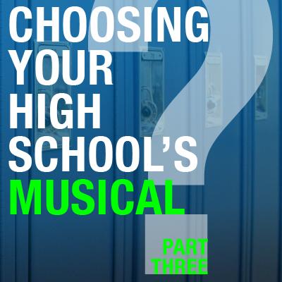 Choosing Your High School